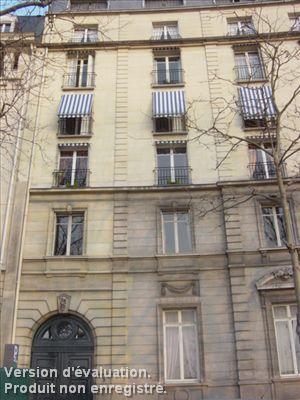 Paris Invalides 70m2