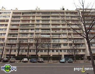 Paris La Muette 115m2
